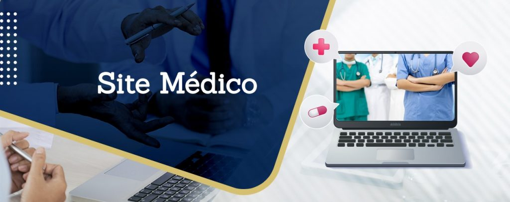 site médico